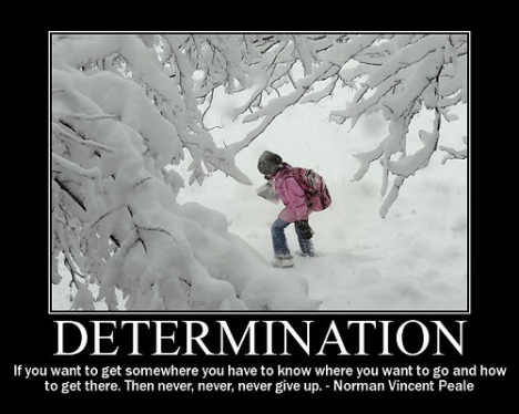 Boundryless Determination