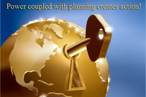 Powerful Planning + Action = Success