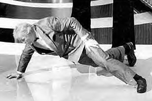 Jack Palance one arm push-ups ~ Desire meets Motivation !!!