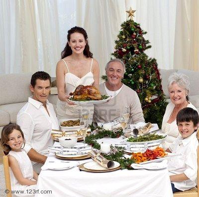 ~ Family Christmas Celebration ~