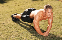 Build to get any goal....like a 1 arm pushup !
