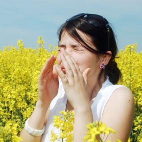 falling for Fall allergies
