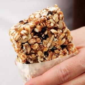 Honey Almond Power Bar