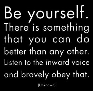 Be You ~ Achieve Your Potential !!
