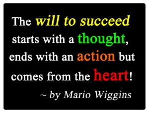Will to Succeed ~