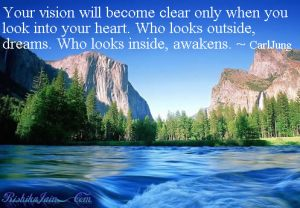 Awaken Your Heart ~ Open your Vision ~