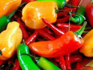 Healthy Peppers