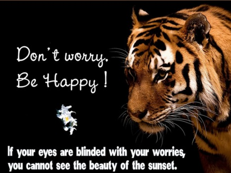 Don't Worry ~ Be Happy !