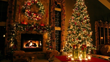 Home for Christmas__Photo Gallery Wallpaper