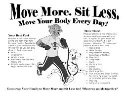 Move More Sit Less 2