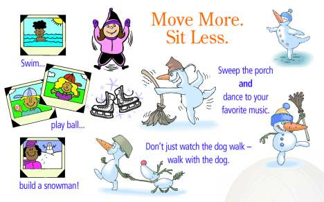 Sit Less and Move More 1