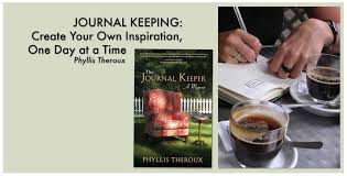A Journal is your friend