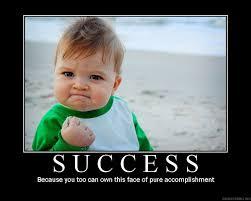 face of Success