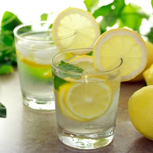Lemon water health