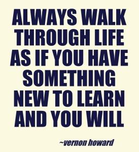 Walk Learn